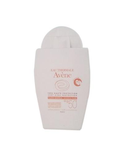 Avene AVENE Fluide Mineral SPF50+ 40 ml Renksiz